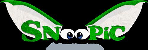 Логотип Снупик