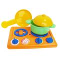 Набор посуды с плитой 21025 1