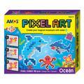 "Аква мозаика из пикселей ""Океан"" 21511 1"