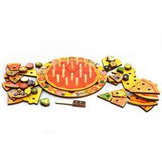 Пицца 7918 54 элемента, 5 слоев 1