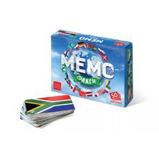 """Мемо """"Флаги"""" (50 карточек) 7890 1"""