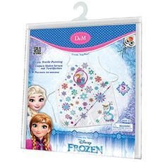 """Набор для росписи фартука """"Принцессы""""  Холодное сердце 65108 1"""