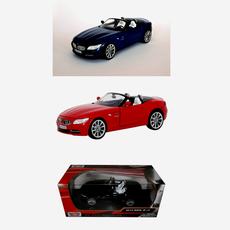"""Автомобиль """"BMW Z4 Roadster"""" 1:24 (метал) 73349 1"""