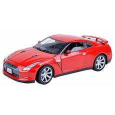 """Автомобиль """"2008 Nissan GTR"""" 1:24 (метал) 73384 1"""
