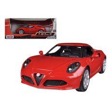"Автомобиль ""Alfa Romeo 4C"" [ NEW ] А/м 1:24 79320 1"