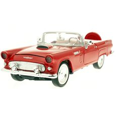 "Автомобиль ""1956 Ford Thunderbird (Convertible)"" А/м 1:24 73215AC 1"