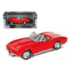 "Автомобиль ""Corvette 1967"" 1:24 73224 1"