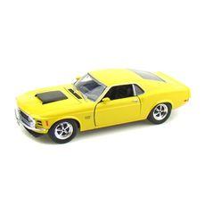 """Автомобиль """"1970 Ford Mustang Boss 429"""" 1:24 73303 1"""