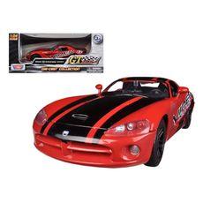 """Автомобиль """"Dodge Viper SRT10 GT Racing 2003"""" 1:24 73776 1"""