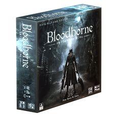 """Настольная игра """"Bloodborne:Порождение крови"""" 1"""