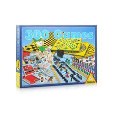 300 игр + шахматы (с 6-ти лет. англ. яз. ) 780332 1