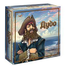 """Настольная игра """"Дудо. Пиратский Блеф"""" 2-е издание ДУД009 1"""