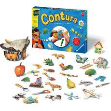 """Настольная игра  """"Контура"""" (Contura почувствуй, что это такое) 24437 1"""