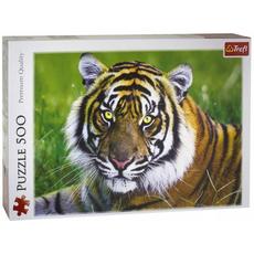 """Пазл 500  """"Тигр"""" 37192 1"""
