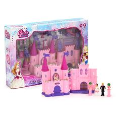 Замок для кукол с аксесс. (звук. и свет. эффекты) IT100324 1