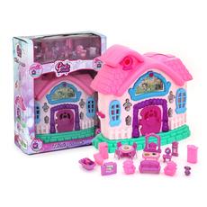 Дом для кукол с аксес. звук. и свет. и аннимац. эфф. IT100320 (18) 1