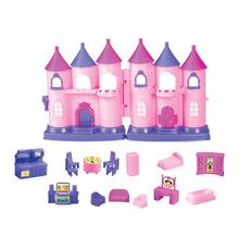 Замок для кукол с аксесс. в/к 12*6*14 см IT101235 1