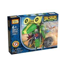 Электромеханический конструктор IROBOT. Серия: Динозавры. Круглазавр 3017 1