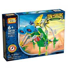 Электромеханический конструктор IROBOT. Серия: Динозавр. Комарозавр 3018 1