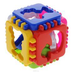 """Логический куб """"Весёлые зверята"""" 1326 1"""