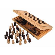 "Игра 2 в 1 ""Шахматы, нарды"" Шк-2 1"