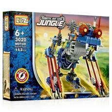 Электромеханический конструктор IROBOT. Серия: Джунгли. МегаЖук 3020 1