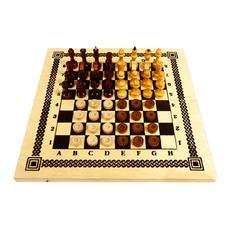 """Игра 2 в 1 """"Шахматы, шашки"""" С-11а/В-6 1"""