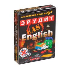 """Эрудит """"EASY ENGLISH"""" подарочный 10007 1"""