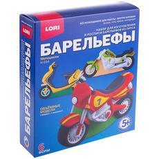"""Барельеф """"Мотоциклы"""" Н034 1"""