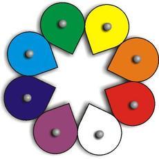 Лепестки (эталоны цвета) 1