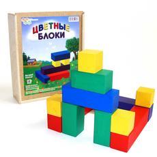 """Игра """"Цветные блоки"""" СВ03001/СВ01005 1"""