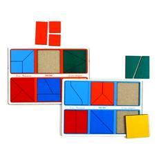 Сложи квадрат 1 эконом (Оксва) 1