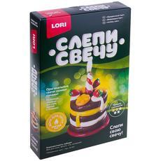 """Восковая свеча """"Праздничный торт"""" Св-007 1"""