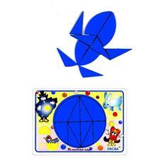 Головоломка Волшебный круг (Оксва) 1