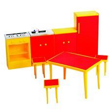 """Мебель для кукол пласт. """"Кухня"""" 0063 1"""
