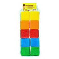 Строительный набор кубиков 10 шт. 5031/5253 1
