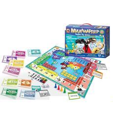 """Игра экономическая в чемоданчике """"Миллиардер"""" 3502 2"""