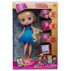"""Кукла """"Boxy Girls Willa"""" 20 см. с аксессуарами в 4-х коробочках Т15107 1"""