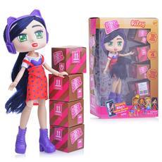 """Кукла """"Boxy Girls Riley"""" 20 см. с аксессуарами в 4-х коробочках Т15109 2"""