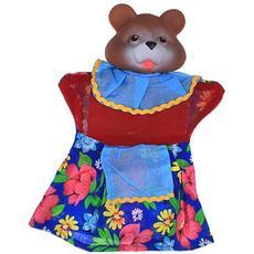"""Кукла-перчатка """"Медведица"""" 11104 1"""