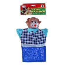 """Кукла-перчатка """"Пес"""" 11110 1"""