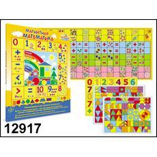 """Магнитная книга для малышей """"Магнитная математика"""" 12917 1"""