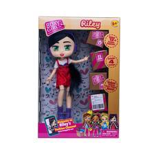 """Кукла """"Boxy Girls Riley"""" 20 см. с аксессуарами в 4-х коробочках Т15109 1"""