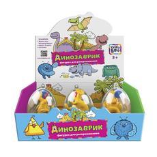 """Набор для раскрашивания """"Динозавр"""" в яйце в ассортименте 62286 1"""