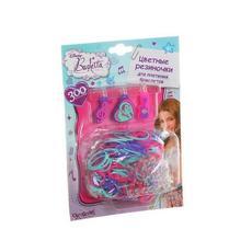 Виолетта Цветные резиночки (300 рез. , подвески, замки) в блистере 01164 1