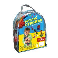 """Напольная мозаика """"Весёлая стройка-2"""" 700шт. рюкз. 1"""