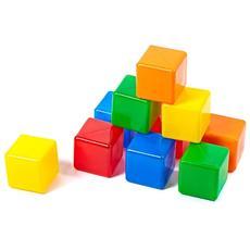 Строительный набор кубиков 10 шт. 5031/5253 2