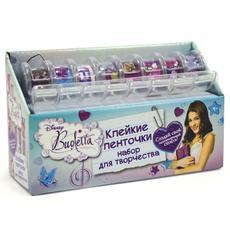 """Набор """"Disney Violetta""""для скрапбукинга:8 лент (1. 2см*2. 8 м) 01810 (Чудо-Творчество) 1"""