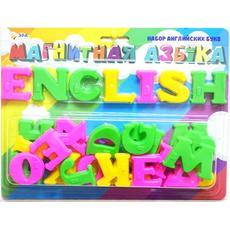 Магнитная азбука английская С-357-57238307 1
