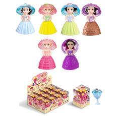 """Кукла-трансформер """"Мороженка-Сюрприз"""" 6х6х9 см, 6 видов ароматов Т14221 1"""
